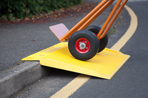 Lightweight Kerb Ramps