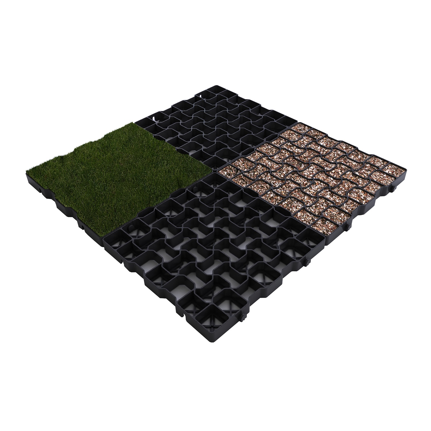 GeoGrid™ Ground Stabilisation Mesh