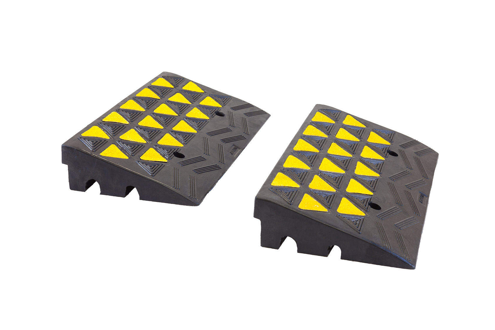 Rubber Kerb Ramps Pairs