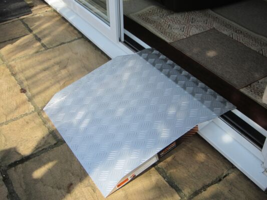 Standard threshold ramp TRP-ST5 (50cm long 70cm wide)