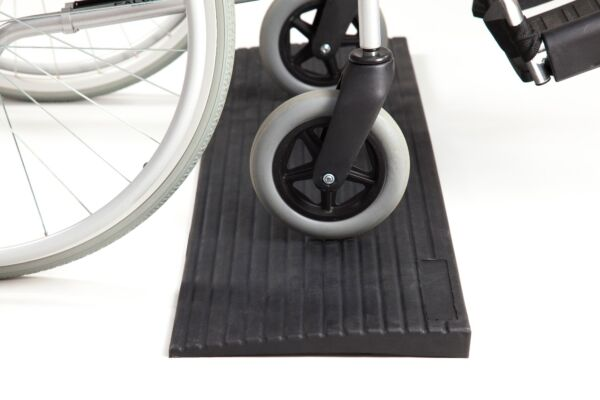 Rubber Threshold Ramps up to 30mm high