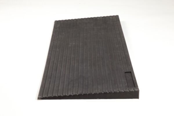 Rubber Threshold and Container Ramps from 32mm up to 70mm high