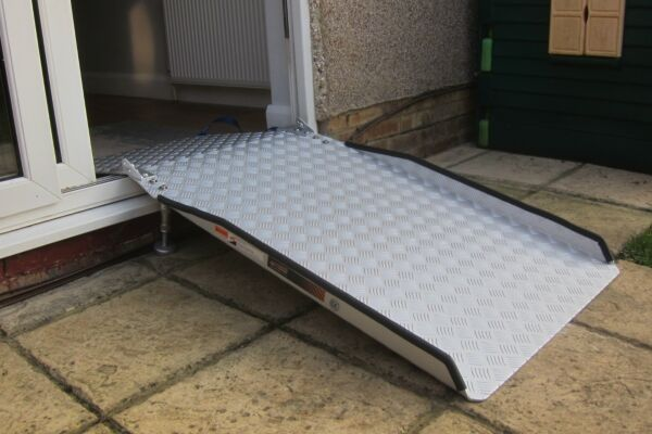 Adjustable Threshold Ramp with Entry Plate Kit