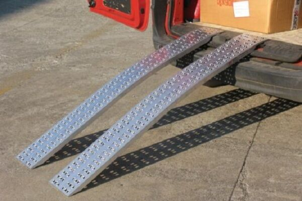Lightweight Loading Ramps - Domestic Use Only