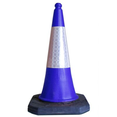 Blue Mastercone with hi vis
