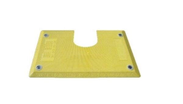 Trench Cover (1220mm x 800mm x 700kg x max. 0.5m trench span) with Pole Cut Out