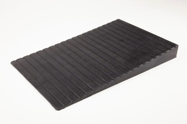 Rubber Threshold and container Ramps from 74mm to 80mm high