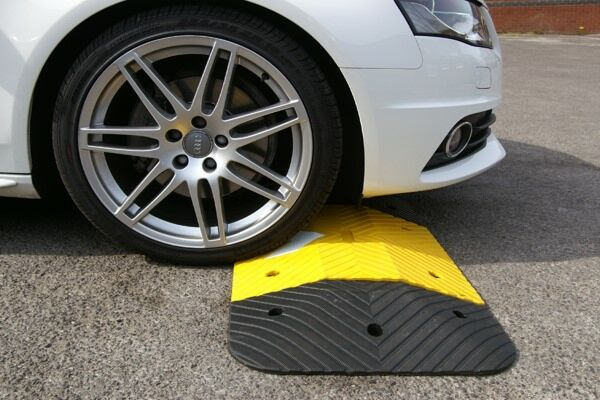 speed bumps high