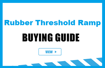 Rubber Threshold wheelchair Ramps Guide