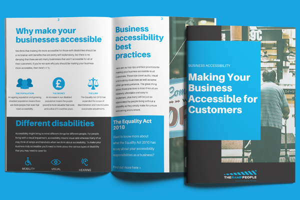 how to make your business disability friendly